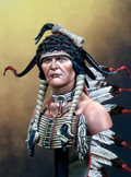PEGASO MODELS 200-021 - 200mm Sioux Warrior