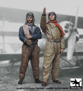 BLACK DOG F32006 - 1/32 German Fighter Pilots Set No 2