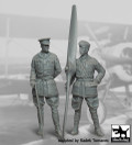 BLACK DOG F32015 - 1/32 RFC Fighter Pilot 1914-1918 Set