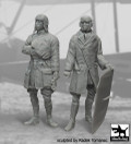 BLACK DOG F32018 - 1/32 RFC Fighter Pilots 1914-1918 Set No 2