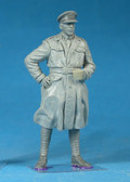 COPPER STATE MODELS F35-001 - 1/35 British Armoured Car Division Officer on Tea Break