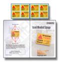 ECHELON FINE DETAILS D356252 - 1/35 Israeli Minefield Signage