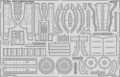 EDUARD 32359 - 1/32 A-6A Undercarriage (Photoetch)