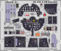 EDUARD 33133 - 1/32 A-1H interior S. A. (Photoetch)