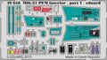 EDUARD 49658 - 1/48 MiG-21PFM Interior (Photoetch)