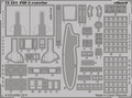EDUARD 72524 - 1/72 F6F-5 exterior (Photoetch)
