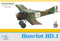 EDUARD 8412 - 1/48 Hanriot HD.1 - Weekend Edition