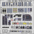 EDUARD FE683 - 1/48 A-6A interior S. A. (Photoetch)