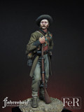 FER MINIATURES FAH00013 - 75mm 15th Georgia Volunteer Infantry, Gettysburg, 1863