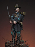 HEROES & VILLAINS - 75mm Corporal, 19th Indiana Volunteer Infantry Regiment Iron Brigade, 1862