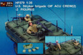 HOBBY FAN HF579 - 1/35 U.S. Stryker brigade OIF ACU Crew
