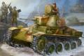 HOBBY BOSS 82477 - 1/35 Hungarian Light Tank 38M Toldi I(A20)