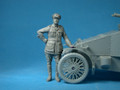 COPPER STATE MODELS F35-004 - 1/35 British RNAS Armoured Car Division Officer