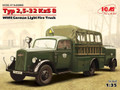 ICM 35403 - 1/35 Typ 2,5-32 KzS 8, WWII German Light Fire Truck