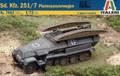 ITALERI 7062 - 1/72 Sd. Kfz. 251/7 Pionerpanzerwagen
