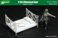 J'S WORKS PPA3120 - 1/35 Classical Bed
