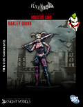 KNIGHT MODELS K35BAC002 - 35mm Harley Quinn