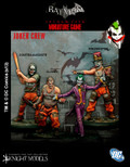 KNIGHT MODELS K35BAC004 - 35mm Joker Crew