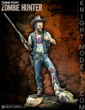 KNIGHT MODELS KTS002 - 70mm Zombie Hunter