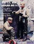 WARRIORS SCALE MODELS WA35271 - 1/35 WWII U.S. Army Chaplain and G.I.