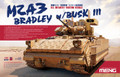 MENG SS-004 - 1/35 M2A3 Bradley w/ Busk III U.S. Fighting Vehicle