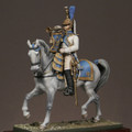 METAL MODELES CTDGI - 54mm Trumpeter Dragoons of the Guard