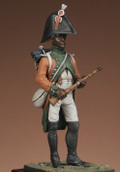 METAL MODELES MU1 - 54mm Musician of Infantry of Line (by Edouard Detaille)