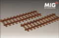 MIG PRODUCTIONS MP 72-084 - 1/72 Railroad Section