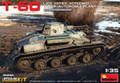 MINIART 35232 - 1/35 Soviet Light Tank T-60 (Late Series, Screened) - Gorky Automobile Plant