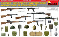 MINIART 35268 - 1/35 Soviet Infantry Automatic Weapons & Equipment