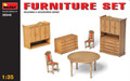 MINIART 35548 - 1/35 Furniture Set