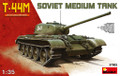 MINIART 37002 - 1/35 T-44M Soviet Medium Tank