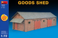 MINIART 72023 - 1/72 Goods Shed