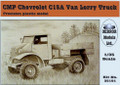 MIRROR MODELS MM35101 - 1/35 CMP C15A Chevrolet Van Lorry Truck