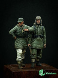 MJ MINIATURES MJ35009 - 1/35 WW2 SS Grenadier Set