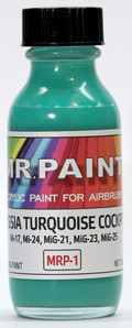 MR. PAINT MRP-1 - Russia Turquoise Cockpit (30ml)