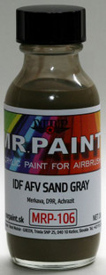 MR. PAINT MRP-106 - IDF AFV Sand Gray (30ml)