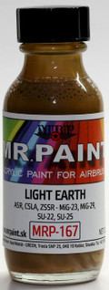 MR. PAINT MRP-167 - Light Earth (30ml)