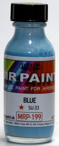MR. PAINT MRP-199 - Blue SU-33 (30ml)