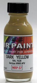 MR. PAINT MRP-37 - Dark Yellow RAL 7028 (30ml)