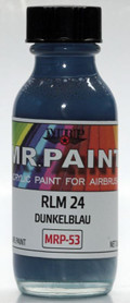 MR. PAINT MRP-53 - RLM 24 Dunkelblau (30ml)