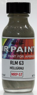 MR. PAINT MRP-57 - RLM 63 Hellgrau (30ml)