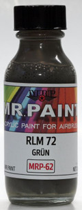 MR. PAINT MRP-62 - RLM 72 Grun (30ml)