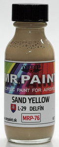 MR. PAINT MRP-76 - Sand Yellow (30ml)