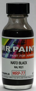 MR. PAINT MRP-77 - NATO Black (30ml)