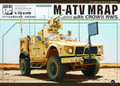 PANDA PH35007 - 1/35 M-ATV MRAP with CrowII RWS