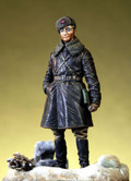PEGASO MODELS PT-015 - 1/35 Russian Tank Officer, 1943-45