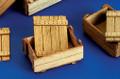 PLUSMODEL 260 - 1/35 Wooden Box I