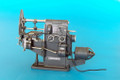 PLUSMODEL 437 - 1/35 Milling Machine