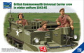 RIICH MODELS RV 35028 - 1/35 British & Commonwealth Universal Carrier Crew in Winter Uniform 1943-1945